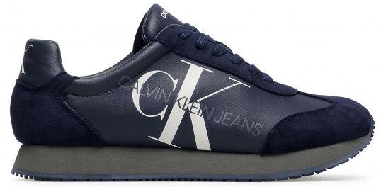 Calvin Klein Jeans Joele B4S0716 Sneaker in Navy für 55,20€ (statt 69€)