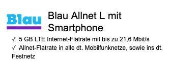 Xiaomi Poco X3 Pro 128GB für 29€ mit Blau.de O2 Allnet Flat inkl. 5GB LTE für 12,99€ mtl.