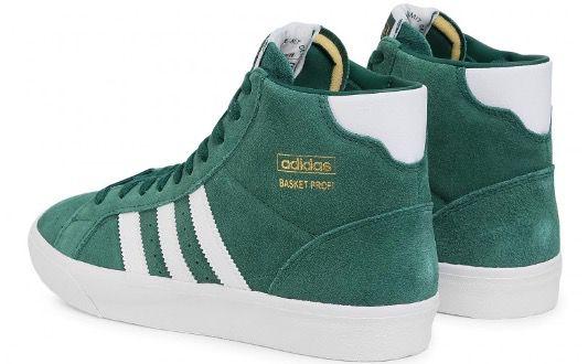 adidas Basket Profi FW4514 in Blau oder Grün ab 51,20€ (statt 90€)