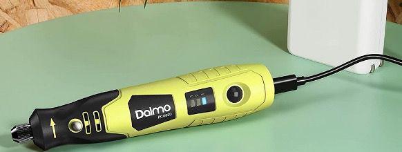 Dalmo Mini Multifunktionswerkzeug PCG02D 3.7V mit 5000 18000 U/min für 14,99€ (statt 30€)