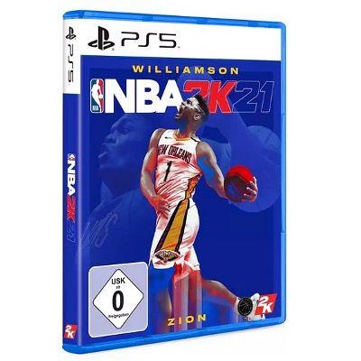 NBA 2K21 für die PlayStation 5 für 16,99€ (statt 30€)