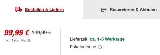 Enders Gasgrill San Diego 3 mit emailliertem Edelstahlrost & 3 Brennern für 99,99€ (statt 146€)