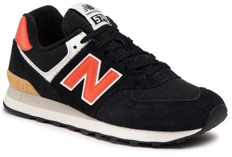 New Balance Sneakers ML574ML2 in Schwarz für 52,80€ (statt 67€)