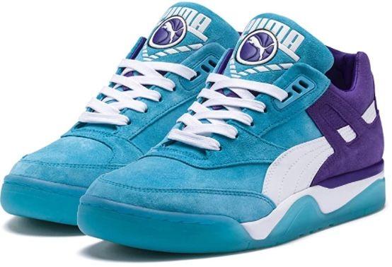 Puma Palace Guard Queen City Basketball Leder Sneaker für 39,99€ (statt 52€)