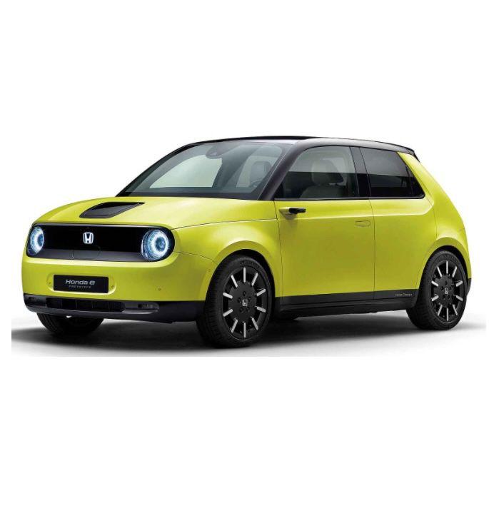 Privat: Honda E mit 136 PS in Charge-Yellow für 191,51€ zzgl. Bafa – LF: 0.56