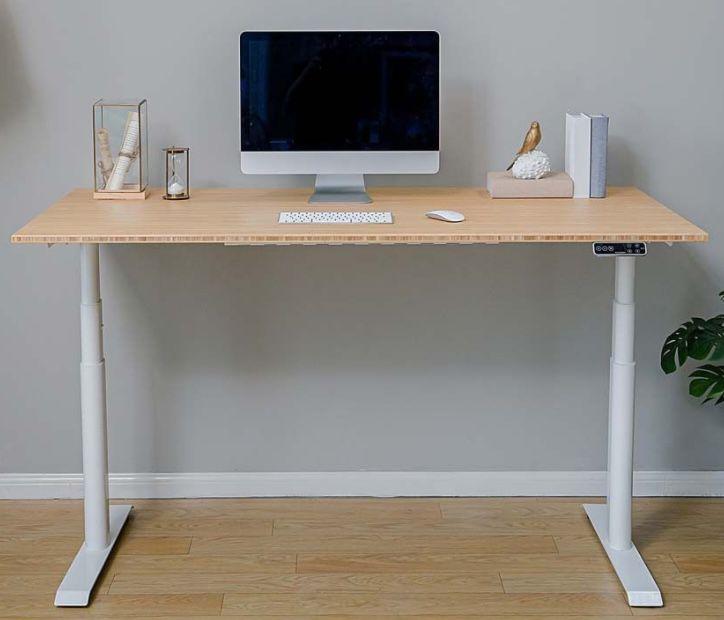 FlexiSpot E8 höhenverstellbares Schreibtischgestell bis 125kg inkl. 4-Memory-Speicherplätze für 309,99€ (statt 450€)