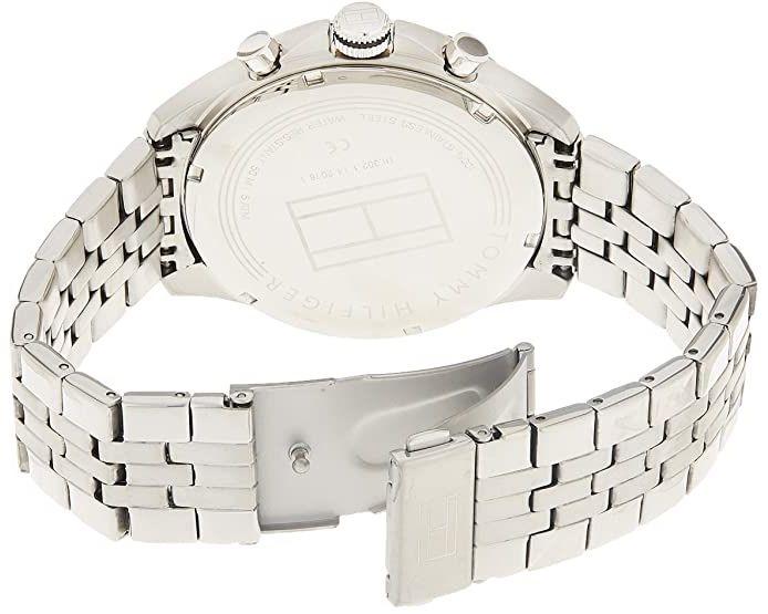 Tommy Hilfiger Chronograph mit Edelstahl Armband für 95,20€ (statt 118€)