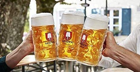 Kiste SPATEN Münchner Hell Flaschenbier für 15,80€ inkl. Pfand   Prime Sparabo