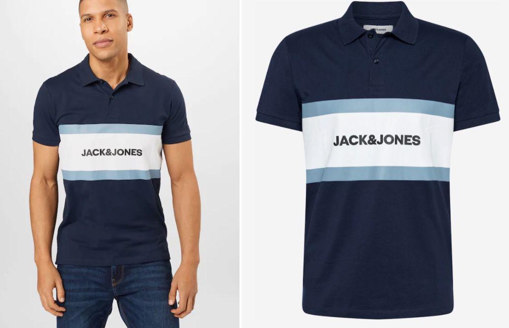 Jack & Jones Poloshirt Shake für nur 7,90€ (statt 15€)