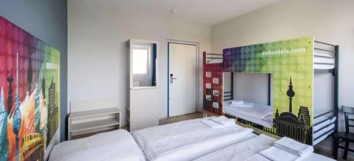 A&O Hotel: 1 ÜN für 2 Personen inkl. Frühstück (2 Kinder bis 17 Jahren kostenlos) für zusammen 49€
