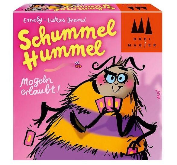 Schummel Hummel Familien Kartenspiel ab 5,27€ (statt 12€)