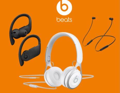 beats Kopfhörer Abverkauf bei Saturn   z.B. beats Powerbeats In ear Kopfhörer für 90€ (statt 116€)