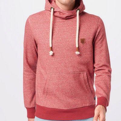 Jack & Jones Herren Sweatshirt Tom in Rotmeliert für 14,90€ (statt 30€)