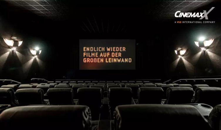 5x CinemaxX Kinogutschein für alle 2D Filme für nur 25€   gültig bis 2024
