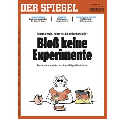 13 Ausgaben Der Spiegel im Abo für 75,40€ + Prämie: 65€ BestChoice Gutschein