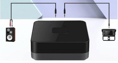 MW AudioNY Bluetooth Empfänger für drahtloses Musikstreaming bis zu 15 Stunden für 6,79€ (statt 17€)