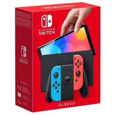 Für den frühen Vogel: Nintendo Switch OLED Modell in beiden Farben für 349,99€ vorbestellen