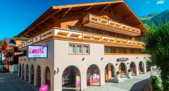 Salzburger Land: 5 Nächte zu zweit in den smart Flats inkl. Endreinigung, Sauna, Solarbad und mehr ab 297€