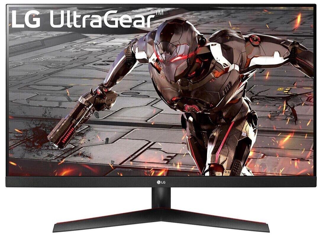 LG 32GN600   32 Zoll WQHD Monitor mit max. 165 Hz inkl. FreeSync für 206€ (statt 249€)