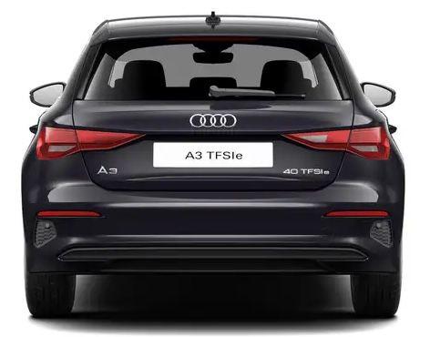 Gewerbe: Audi A3 Sportback TFSI e tron mit 204 PS für 88€ nettomtl.   LF: 0,27