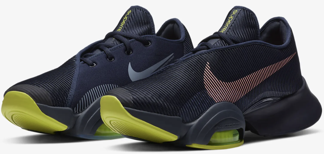 Nike Air Zoom SuperRep 2 Trainingsschuhe für 53,98€ (statt 72€)