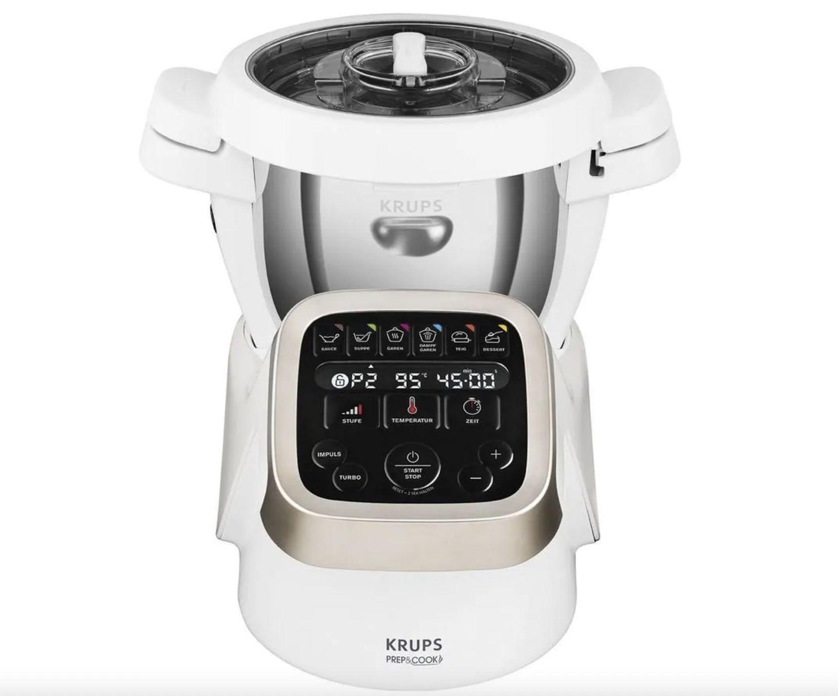 Krups Prep&Cook XL Multifunktionsküchenmaschine (1550 W) für 499,79€ (statt 586€)