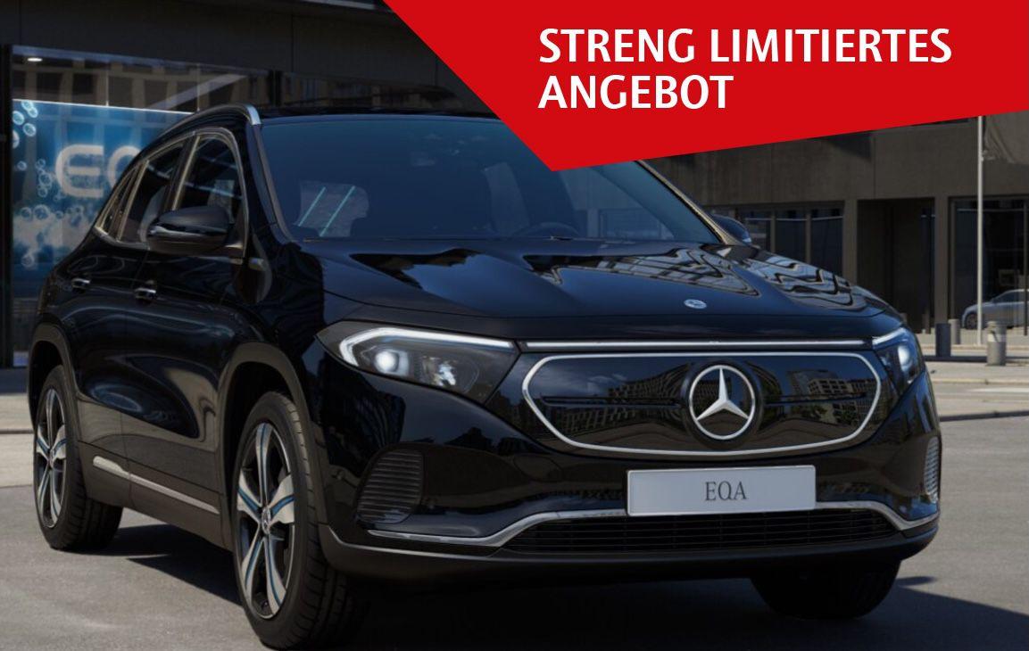 Privat: Mercedes Benz EQA 250 Elektro mit 190 PS für 451€mtl.   sofort verfügbar