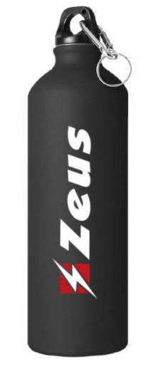 Zeus Aluminium Trinkflasche mit 0,75 L in 3 Farben je für 4,99€(statt 10€)