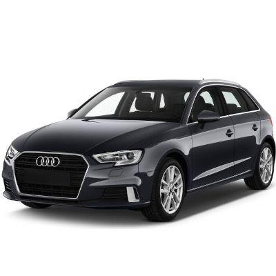 Privat & Gewerbe: Audi A3 Sportback 40 TFSIe S-tronic mit 204 PS in Brillantschwarz für 215,61€ brutto – LF 0,60