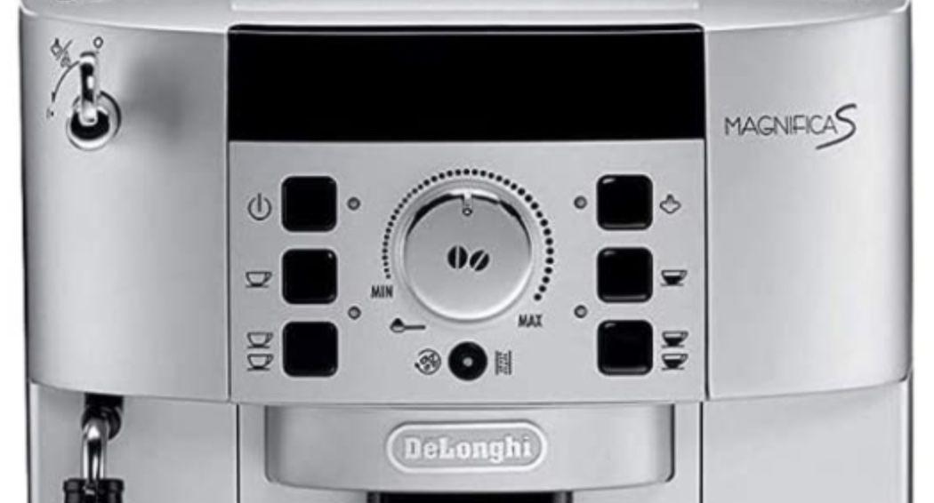 DeLonghi ECAM 22.110.SB Kaffeevollautomat (silber schwarz) für 239€ (statt 298€)