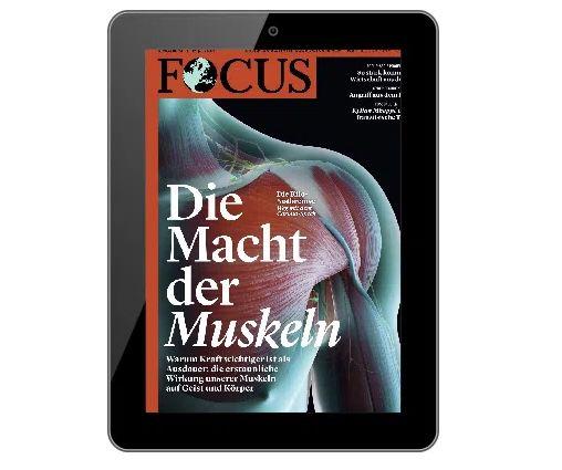 Jahresabo Focus Digital E-Paper für 7,99€ (statt 207€)