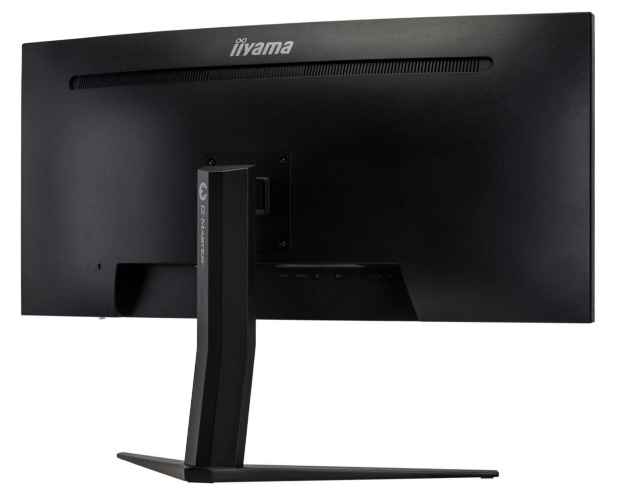iiyama G Master GB3466WQSU 34 UWQHD Curved Gaming Monitor mit 144Hz für 429,90€ (statt 479€)