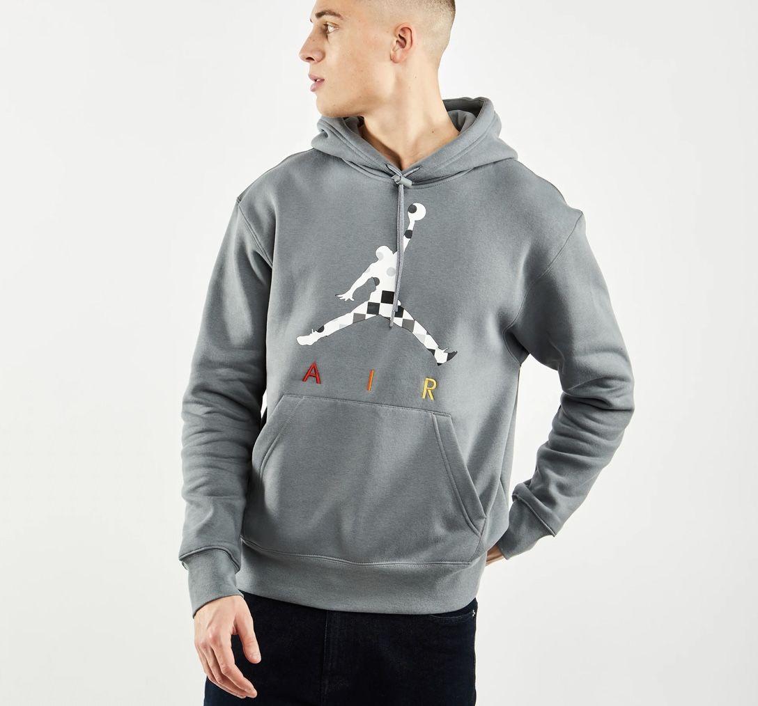 Jordan Legacy 1 Hoodie in Grau für 35,99€ (statt 55€)