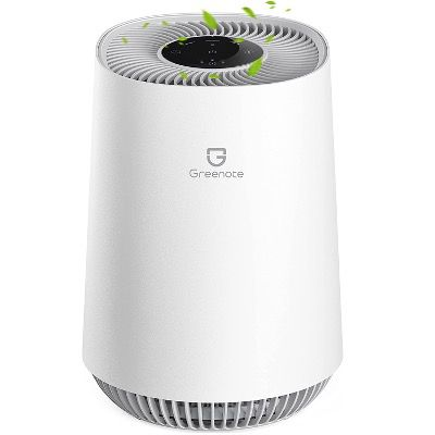 Greenote Luftreiniger für bis zu 40qm mit 3-in-1 H13 HEPA Luftfilter und nur 22dB für 59,99€ (statt 90€)