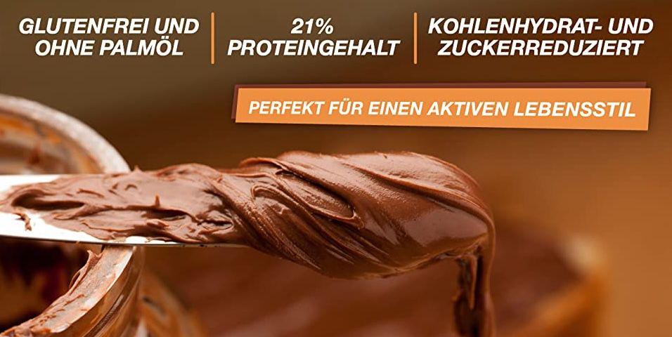 5x Weider Whey Protein Choco Creme für 13,61€ (statt 20€)   Prime Sparabo