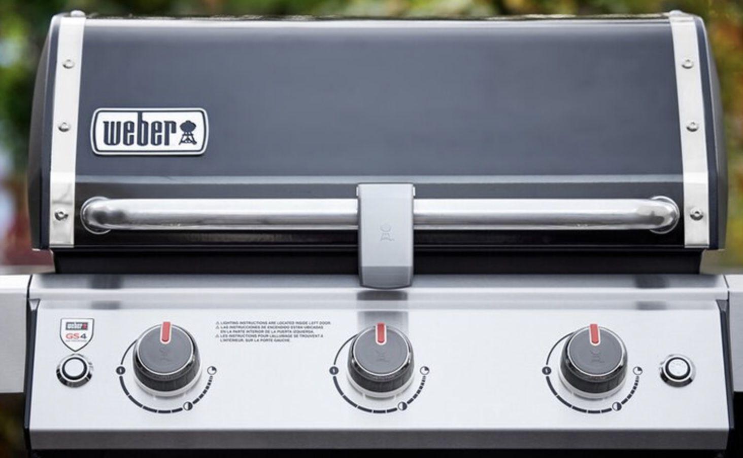 Weber Gasgrill Genesis II EX 315 GBS Smart Grill für 979,99€ (statt 1.132€)