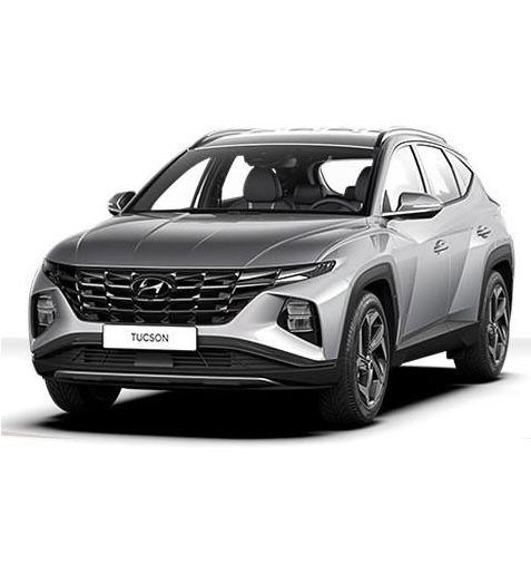 Hyundai Tucson Select 1.6 GDi Turbo mit 150 PS für 198€ mtl. – LF: 0.65
