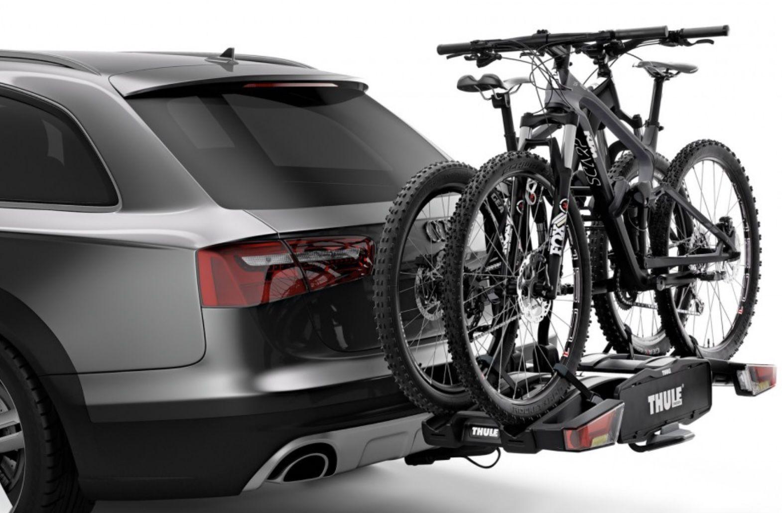 THULE  EasyFold XT 2 Fahrradträger faltbar inkl. Tasche für 615€ (statt 715€)