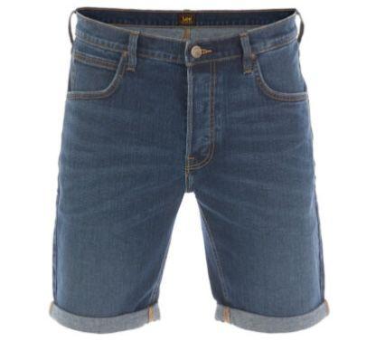 Lee 5 Pocket Jeans Shorts in Regular Fit für 34,95€(statt 50€) oder 2 für 63€