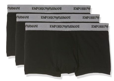 3er Pack Emporio Armani Retroshorts für 19,99€ (statt 34€)   Prime