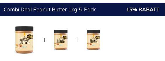 10kg Body & Fit Erdnussbutter Crunchy oder Natur für 40€ (statt 59€) + gratis BBQ Soße
