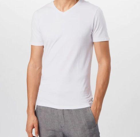 3er Pack Only & Sons T Shirts in Weiß für 11,96€ (statt 20€)   L bis 2XL