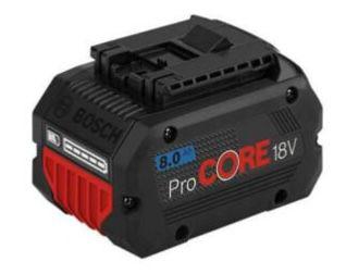 Bosch GBA 18V 8,0 Ah ProCore Ersatzakku für 107,91€ (statt 124€)