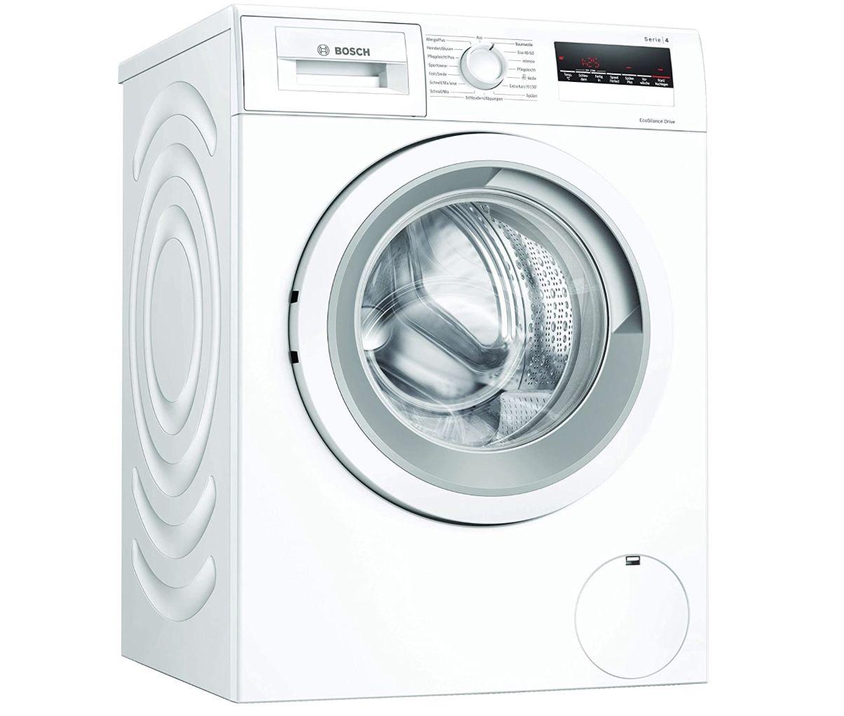 Bosch WAN28K20 8kg Waschmaschine 1400 U/Min für 360,50€ (statt 429€)