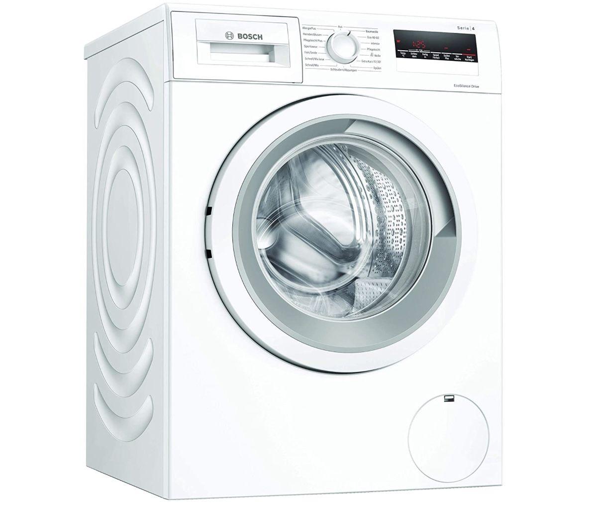 Bosch WAN28K20 8kg-Waschmaschine 1400 U/Min für 386€ (statt 470€)