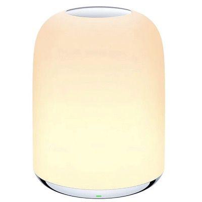 Aukey LT T8 Nachttischlampe mit Akku und dimmbar für 19,99€ (statt 35€)