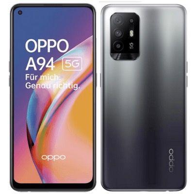 Oppo A94 5G mit 128GB für 1€ mit O2 Allnet Flat inkl. 6GB LTE für 14,99€ mtl.