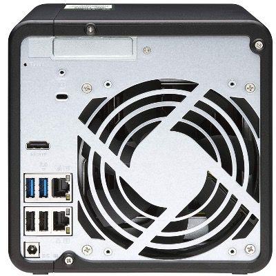 QNAP TS 453D 4G NAS System 4 Bay mit 4GB DDR4 RAM für 357,65€ (statt 479€)