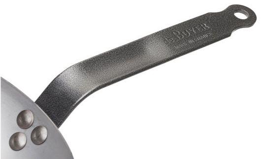 2er De Buyer Pfannenset (Eisen, 24 und 28 cm) für 29,95€ (statt 56€)