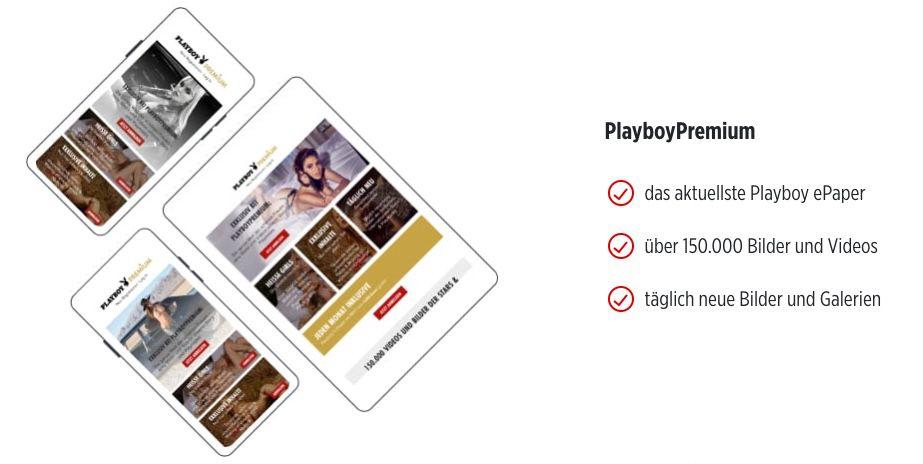 1 Jahr BILDplus Digital & Playboy Premium nur 49,99€ (statt 80€)